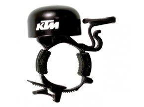 Zvonek KTM Bell Toolless 2021 Black