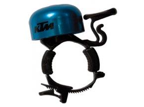 Zvonek KTM Bell Toolless 2021 Blue