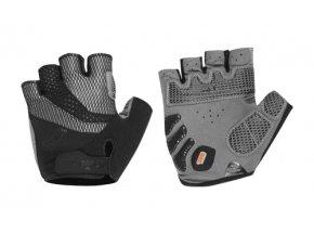 Cyklistické rukavice KTM Factory Line black (grey)