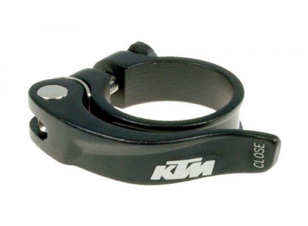 Podsedlová objímka KTM Comp/Line Black