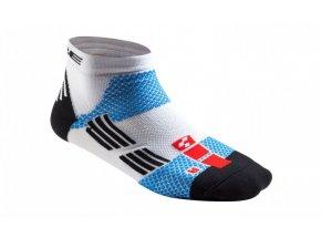 Ponožky CUBE Race Cut teamline