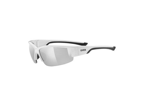 Brýle UVEX SPORTSTYLE 215 White black/silver
