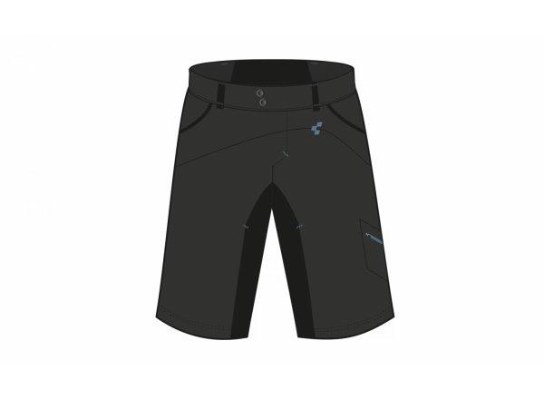 Dámské kraťasy Cube Motion WLS Shorts Grey/black