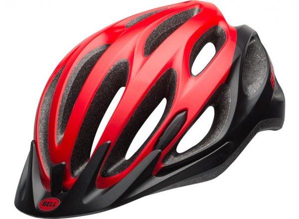 Helma na kolo Bell Traverse mat red/ black