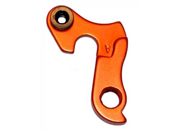 Patka do rámu KTM Alu Orange