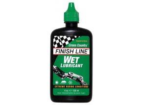 Mazání FINISH LINE Cross Country Wet kapátko Green
