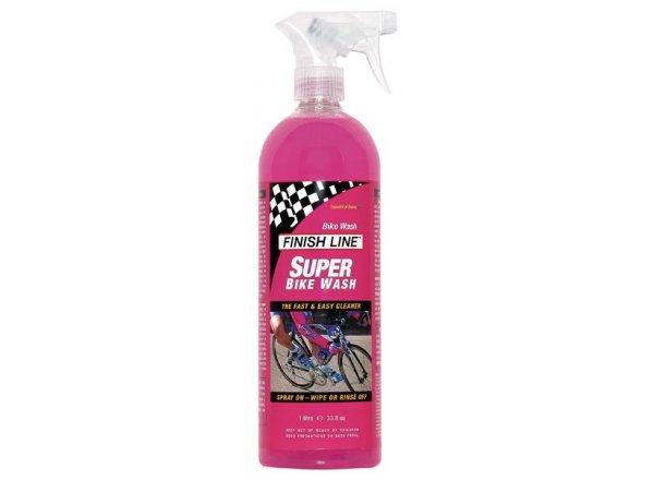 Čistič FINISH LINE Super Bike Wash rozprašovač