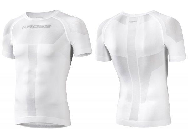 Funkční tričko KROSS BASE ONE White
