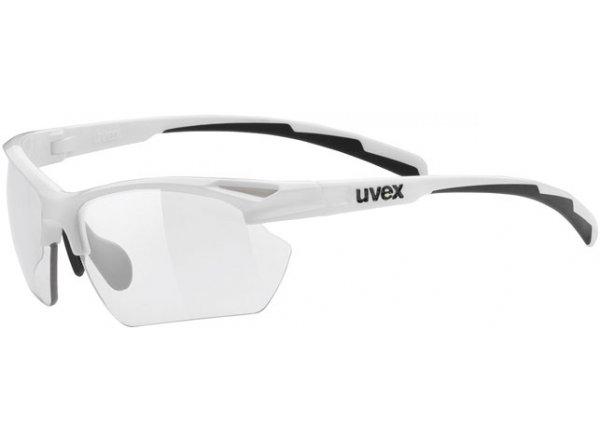Brýle UVEX Sportstyle 802 Vario Small White