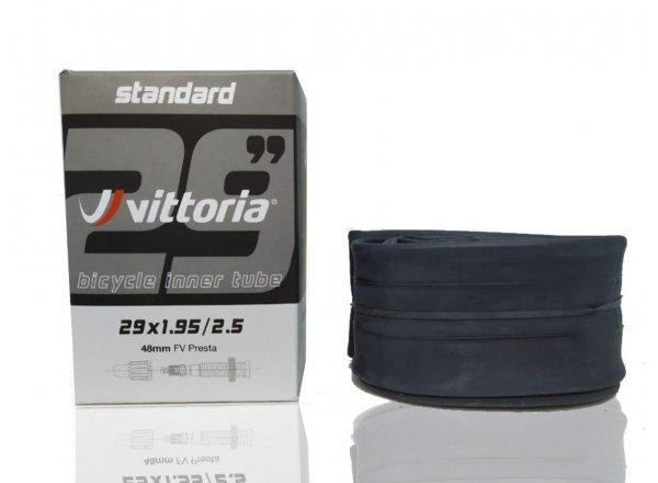 Duše VITTORIA Standard Gal Ventilek 48 mm Black