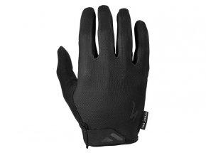 Cyklistické rukavice SPECIALIZED BG SPORT GEL GLOVE LF Black