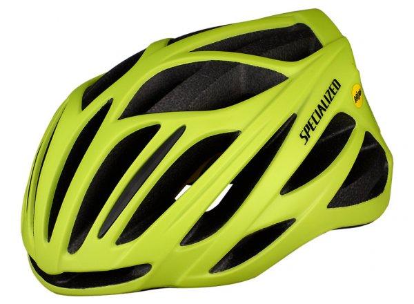 Helma na kolo SPECIALIZED Echelon II MIPS Hyper Green