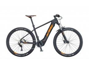 Elektrokolo KTM MACINA TEAM 293 625Wh 2021 black matt (orange+black glossy)