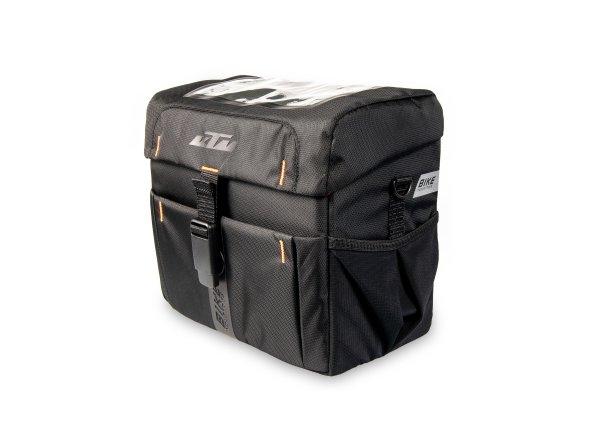 Brašna na řidítka KTM Sport Handlebar Bag Fidlock Klick Fix 2021 Black