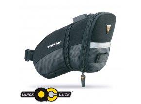 Podsedlová brašna TOPEAK AERO WEDGE PACK Medium s Quick Click