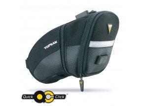 Podsedlová brašna TOPEAK AERO WEDGE PACK Large s Quick Click