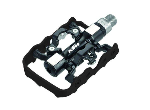 Pedály KTM SPD combi (1 pár) Black